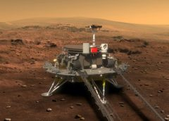 China Lands Tianwen-1 Rover on Mars in a Major First for the Country